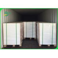 China Size Customized Glossy Coated Paper , Virgin Pulp Paper For Making Cards for sale
