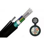China 6 12 24 Core Armoured Fiber Optic Cable Steel Wire GYFXTC8 GYXTC8A Self Sustainment for sale