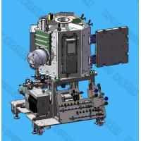 High Transmission ITO Magnetron Sputtering Coating Machine ,  Ag / SiO Layer For Eletronic Display for sale
