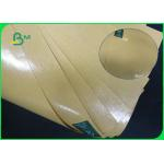 China Waterproof 70gsm + 10g Food Grade Poly Coated Paper For Food Packaging for sale