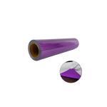 0.13mm Thickness  Width purple HTV Heat Transfer Vinyl Film For Clothing