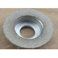 China Grey Round 100 Grit Grinding Wheel Knife Stone To Gt7250 Auto Cutter Parts 36779001 for sale