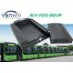 4G GPS Wifi 8ch vehicle DVR / NVR for Taxi School Bus Car Truck solution for sale