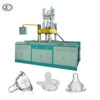 China 100 Ton Vertical LSR Injection Molding Machine LIM System For Baby Nipple Injection for sale