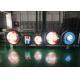 China Custom Size Double Sided LED Screen , P6 LED Billboard Display 4000 Nit Brightness for sale