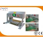 China High Efficiency LCD Program Control PCB Depaneler with Running Type for sale
