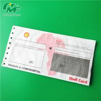 China Payslip Computer Form Pin Mailer Paper Roll Carbonless Paper Ncr Atm Customized for sale