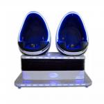 China Virtual Reality Movies Classic VR Egg Cinema / 5 Effects Owatch VR Chair Machine for sale