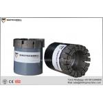 Wireline Diamond Core Drill Bit With Forging Processing abrasion Resistance for sale