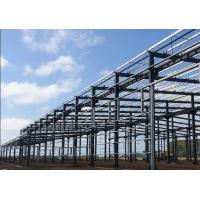 Light Steel Poultry Farm Structure For Green Agriculture Industry for sale