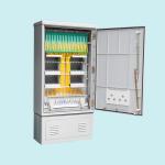 SMC Fiber Termination Cabinet 144/288/576 Fibers Single Side Lockable Door