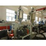 Double Wall HDPE DWC Corrugated Pipe Production Line