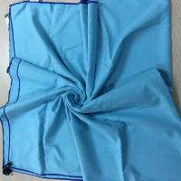 Versatile Sports 88% Polyester Towels Microfiber Suede 80 X 130cm Custom Size for sale