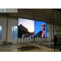 P4 256x128mm Indoor LED Displays For Metting Room Live Show MBI5124 110 - 220V High Refresh 2200nit 2 year warranty for sale