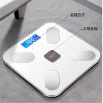 China Rechargeable Digital Body Scale , High Precision Human Weight Machine for sale