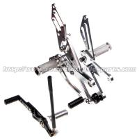 Motorcycle Rear Sets Folding Foot Pegs For All Riding Styles And Positions For Yamaha for sale