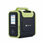 Flue Gas Analyzer ATEX CE ISO9001 Certified Professional Flue Sensors Portable Exhaust Analyzer