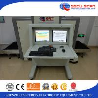China Airport X Ray Baggage Scanner SECUPLUS  Xray Baggage Scanner high penetration supplier