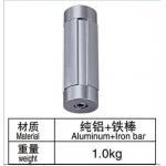 China Aluminum Iron Al-77B Metal Tube Connectors ISO9001 for sale