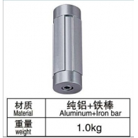 Aluminum Iron Al-77B Metal Tube Connectors ISO9001 for sale