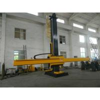 China WM5070 Automatic Welding Machine Manipulator With Moving Self Align Welding Rollers supplier