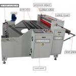China Automatic aluminum foil cutting machine for sale