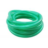 China High Strength No Torsion PVC Garden Water Hose pipe 3/4 Inch Fiber Reinforced Garden Tube for sale