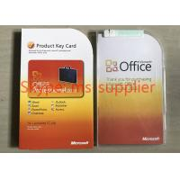 China 32 / 64 Bit OEM Activation Microsoft Office Key Code For Windows Retail Box for sale