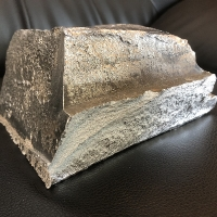 Magnesium Barium Alloy Ingot MgBa10 For Improve Castability Creep Resistance And Tensile Strength In High Temperature