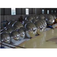 Attractive Inflatable Mirror Ball Helium Balloon And Blimps Advertising for sale