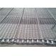 Stainless Steel Chain Conveyor Belt High Strength Customized For Food Baking for sale