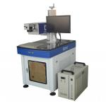Laser Wire Marking Machine Cold Light For Mobile Parts for plastic for sale