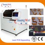 10W UV Laser PCB Cutter Machine / Depaneling Machine With 460 * 460mm Working Area for sale