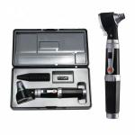 CE ISO Approved LED Diagnostic Equipment Medical Devices Portable Fiber Optical Otoscope for sale