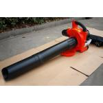 High Efficient Garden Leaf Blower With Angled Tube Design 180km/H Air Velocity for sale