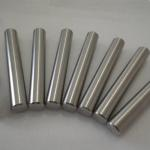 Grade 2 5 Titanium Alloy Bar For Mechanical Equipment , Electroplating Equipment for sale