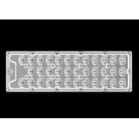 35 In 1 LED Optics Lenses 92% Transmittance With Industry Leading Thermal Management for sale