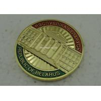 Customized Challenge Coin , 3D Brass Army Souvenir Metal Coin for sale