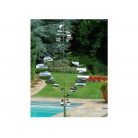 Large Outdoor Stainless Steel Garden Decorative Wind Kinetic Sculpture for sale