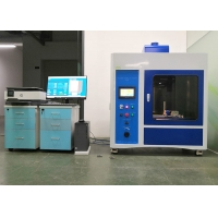 China IEC 60695-2-11 Glow Wire Flammability Test Chamber PC Control for sale