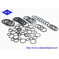 China Excavator Volvo EC210 EC210B Control Valve Seal Kit Resistant To Oil , Fatigue , Aging for sale
