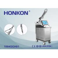 China Q Switch Nd YAG Laser Acne Treatment Pigment Removal  Beauty Salon Machine for sale