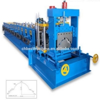 3kw Glazed Roof Building House Ibr Roll Forming Machine