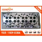 Complete Cylinder Head  For NISSAN Navara YD25  4 Port In Take Common Rail Turbo Diesel  11039 - EC00A for sale