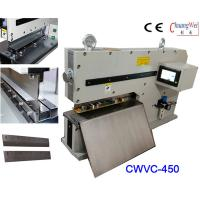 China Peumatic PCB Depanelizer Machine Guillotine Cut-off Tools , Guillotine type for sale