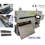Peumatic PCB Depanelizer Machine Guillotine Cut-off Tools , Guillotine type for sale