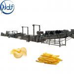Automatic Cassava Yam Processing Equipment Plantain Banana Crisp Making Machine Potato French Fries Line By Wholesale