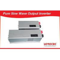 China 1-6KW Pure Sine Wave UPS Power Inverter with Visual Alarm supplier