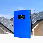 Powerwall Off Grid Solar System Mono Solar Panel Lithium Battery MPPT Controller for sale