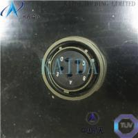 China MIL-DTL-38999 Series III Connectors Round Shaped With EMI / RFI Shielding D38999/24WG41SN for sale